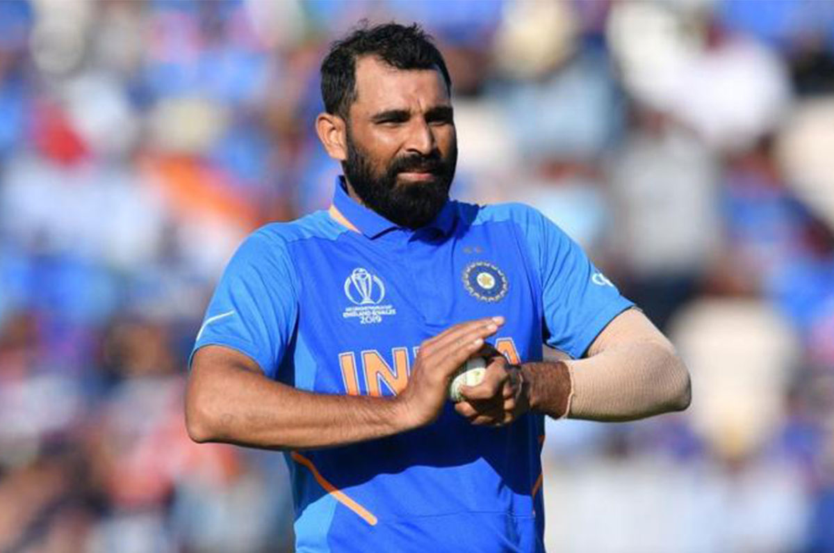 Why District court stays arrest warrant against Mohammed Shami?